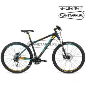 """Велосипед Format 1213 27.5"""" 2016 черный"""