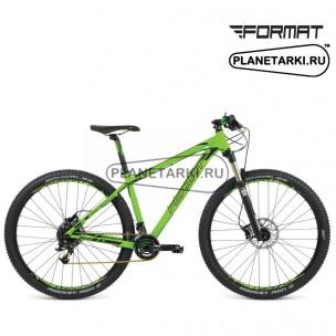 """Велосипед Format 1212 29"""" 2016 зеленый"""