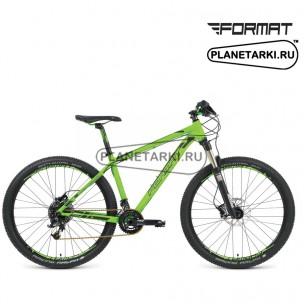 """Велосипед Format 1212 27.5"""" 2016 зеленый"""