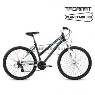 """Велосипед Format 7722 26"""" 2015 черный/белый"""