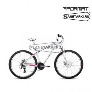 """Велосипед Format 7743 26"""" 2015 белый"""