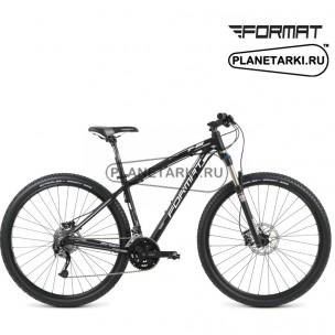 """Велосипед Format 1411 ELITE 29"""" 2016 черный"""
