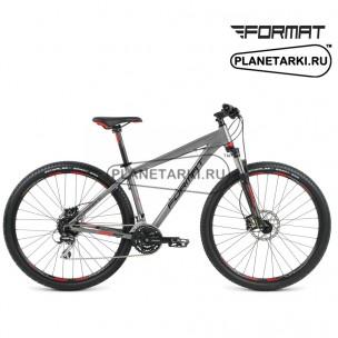 """Велосипед Format 9912 29"""" 2016 серый"""
