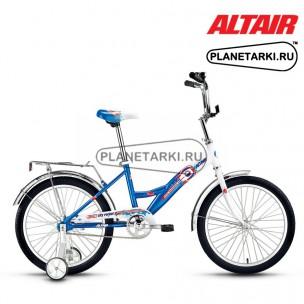"Велосипед Altair City boy 20"" 2016"