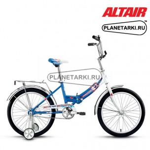 "Велосипед Altair City Boy Compact 20"" 2016"
