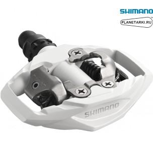 педали shimano pd-m530 белые