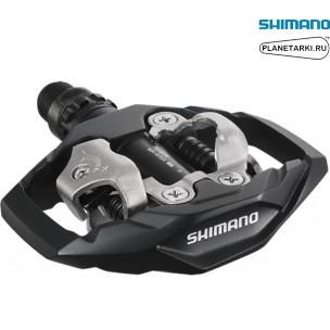 педали shimano pd-m530 черные