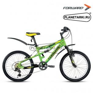 "Велосипед Forward Buran 1.0 20"" 2016"