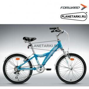 "Велосипед Forward Comanche 1.0 Lady 20"" 2014"