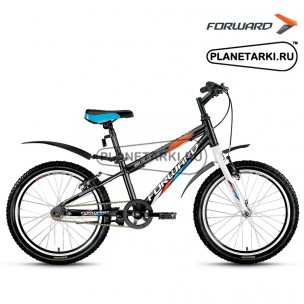 "Велосипед Forward Unit Pro 1.0 20"" 2016"