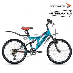 """Велосипед Forward Volcano 1.0 20"""" 2016"""