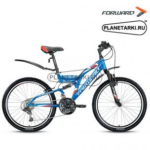 "Велосипед Forward Cruncher 2.0 24"" 2016"