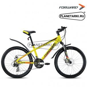 "Велосипед Forward Twister 2.0 disc 24"" 2016"