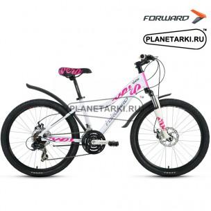 "Велосипед Forward Rivera 2.0 disc 24"" 2016"