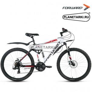 "Велосипед Forward Terra 2.0 disc 26"" 2014 белый"
