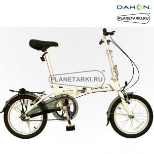 Велосипед Dahon Pop Uno 2016, светло-карамельный