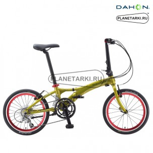 Dahon Visc D18 2015