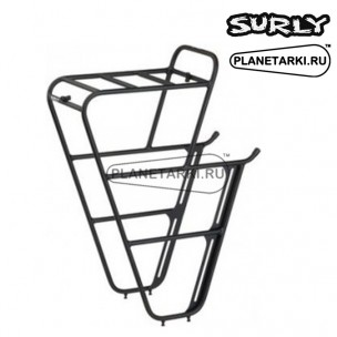 "Багажник передний Surly Nice Rack 2.0 VR, 26 - 29"", black"