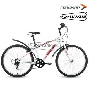 """Велосипед Forward Flash 1.0 26"""" 2016 белый"""