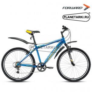 """Велосипед Forward Flash 2.0 26"""" 2016 синий"""