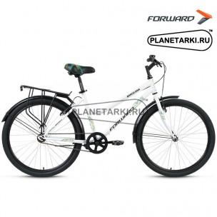 """Велосипед Forward Barcelona 1.0 26"""" 2016 белый"""