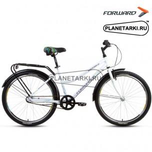 "Велосипед Forward Barcelona Air 2.0 26"" 2017 белый"