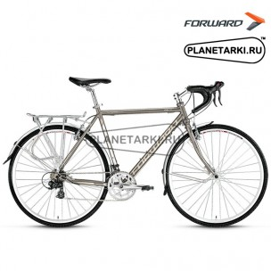 """Велосипед Forward York 1.0 28"""" (700 С) 2016 серый"""