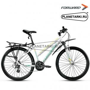 "Велосипед Forward Canberra 1.0 26"" 2016 белый"