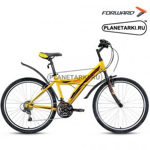 """Велосипед Forward Dakota 26 1.0 26"""" 2016 черный"""