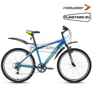 """Велосипед Forward Flash 2.0 26"""" 2017 синий"""