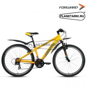 "Велосипед Forward Flash 3.0 26"" 2016 желтый"