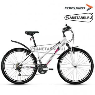 "Велосипед Forward Jade 1.0 26"" 2016 белый/серый"