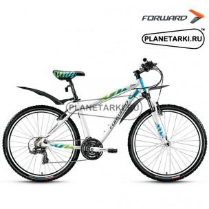 """Велосипед Forward Lima 1.0 26"""" 2016 белый"""