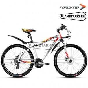 """Велосипед Forward Lima 3.0 disc 26"""" 2016 белый"""