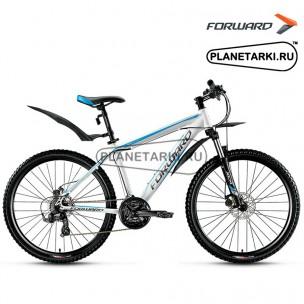 """Велосипед Forward Next 2.0 disc 26"""" 2016 белый"""