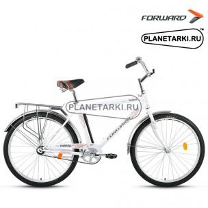 """Велосипед Forward Parma 1.0 26"""" 2016 белый"""