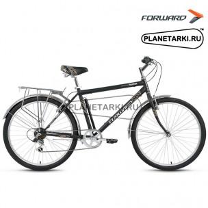 """Велосипед Forward Parma 2.0 26"""" 2016 черный"""
