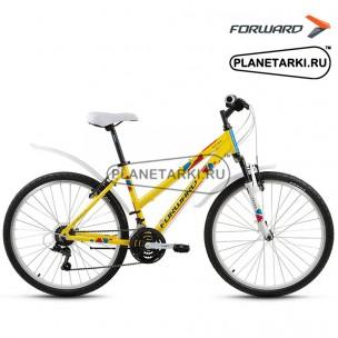 """Велосипед Forward Seido 1.0 26"""" 2017 желтый"""
