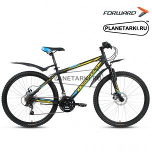 """Велосипед Forward Sporting 2.0 disc 26"""" 2016 черный"""