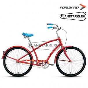 """Велосипед Forward Surf 1.0 26"""" 2016 красный"""