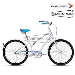 "Велосипед Forward Surf Lady 1.0 26"" 2016 белый"