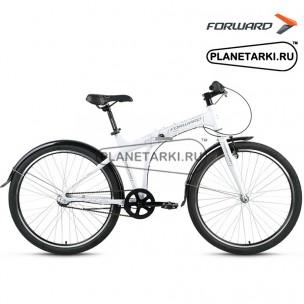 "Велосипед Forward Tracer 3.0 26"" 2016 белый"