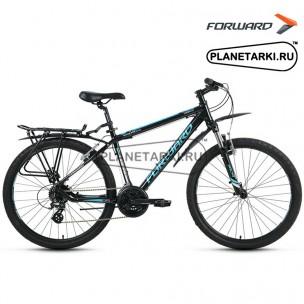 "Велосипед Forward Yukon 1.0 26"" 2016 черный"