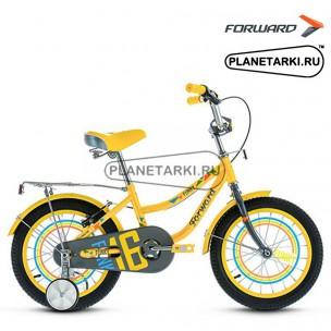 "Велосипед Forward Funky boy 16"" 2017"