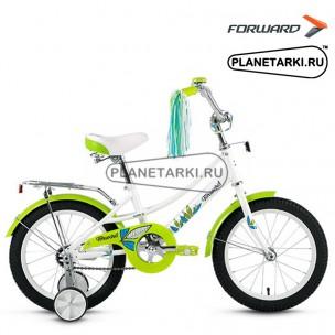 "Велосипед Forward Little Lady Azure 16"" 2016"