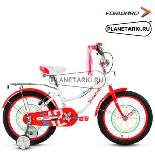 "Велосипед Forward Funky girl 18"" 2017"