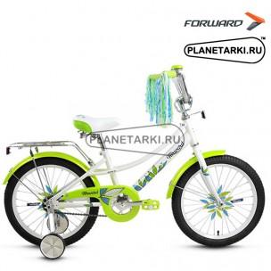 "Велосипед Forward Little Lady Azure 18"" 2016"