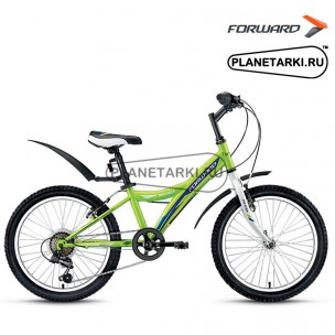 "Велосипед Forward Majorca 2.0 20"" 2016"