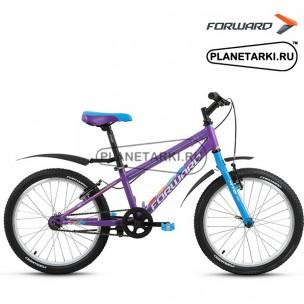 "Велосипед Forward Unit 1.0 20"" 2017"