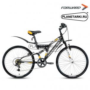 "Велосипед Forward Cruncher 1.0 24"" 2017"